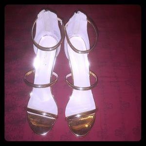 Size 12 High Heel Sandals